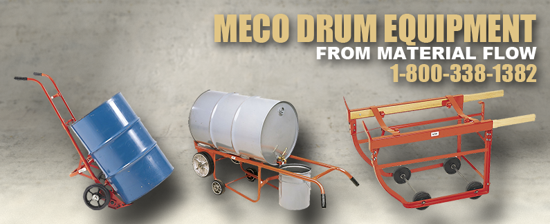 Meco drum equipment from Material Flow