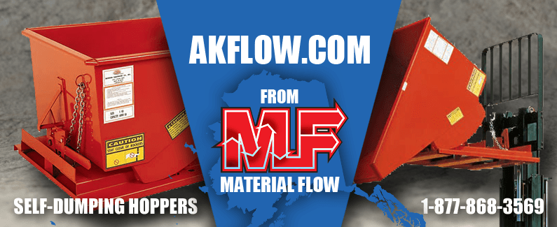 Self-dumping hoppers from AK Flow