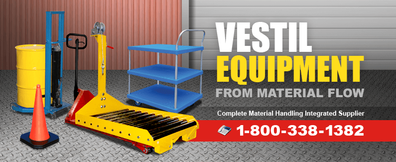 Vestil equipment from Material Flow