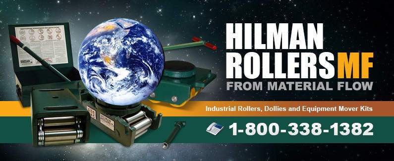 Hilman Rollers MF from Material Flow