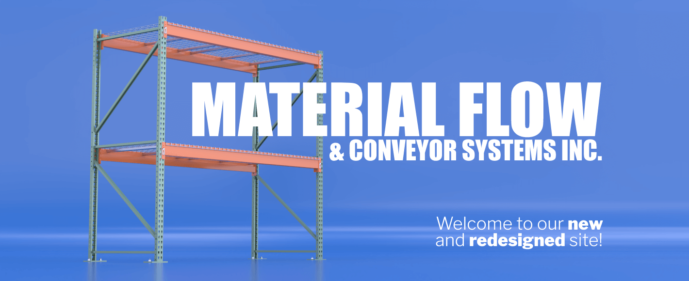 Welcome to the new Material Flow!